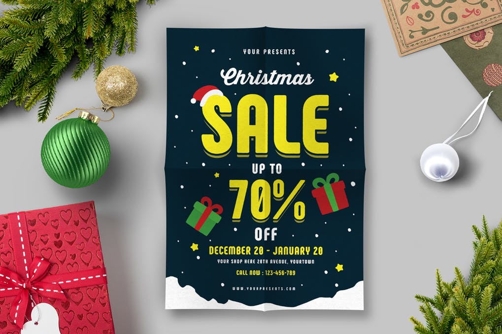 5 Last Minute Print Marketing Ideas for the Holidays