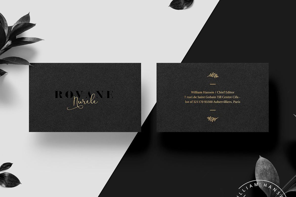 Luxury Business Cards That Help You Stand Out | Printing Digital