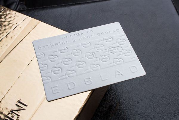 Luxury Business Card Finishes