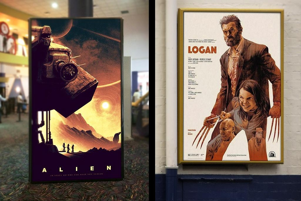 Movie Poster Sizes